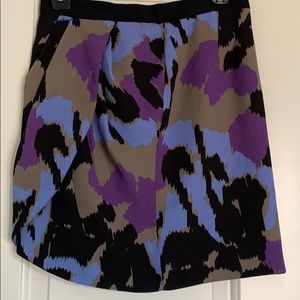 Banana Republic multicolored skirt